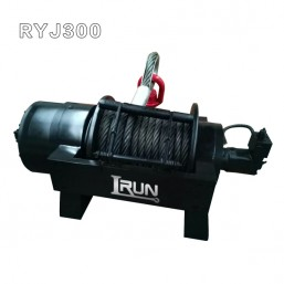 30 ton hydraulic truck winch with air clutch and full steel gear